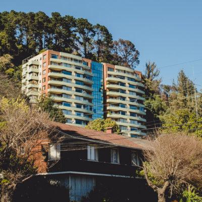 Mantención de ascensores Cerro Caracol Concepción