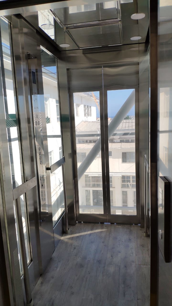 ascensor panoramico ULS